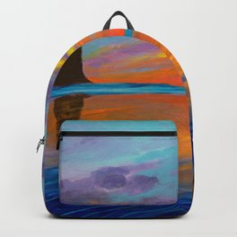 Haystack Rock, Oregon Backpack