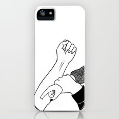 Addicted To You iPhone (5, 5s) Slim Case