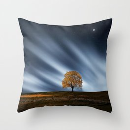 Amazing landscape 4 Throw Pillow