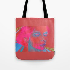 If Your Skull Was Fushia Tote Bag