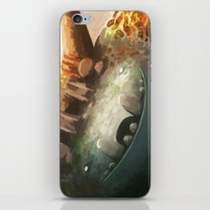 Forest Keeper iPhone & iPod Skin