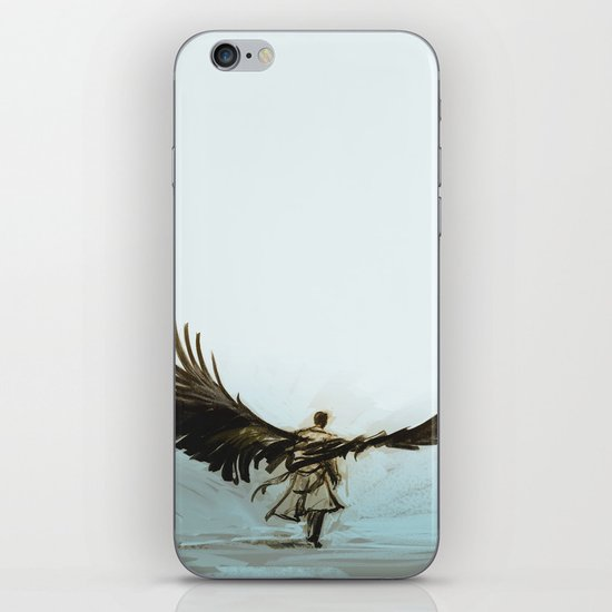 A Lonely Road iPhone & iPod Skin