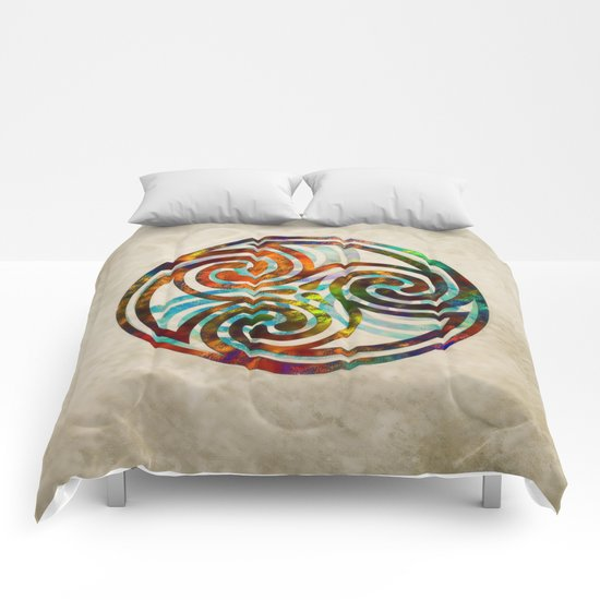 Triskelions Comforters