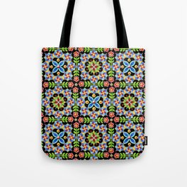 Decorative Gothic Revival Tote Bag