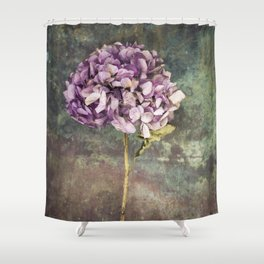 Beautiful Hydrangea Shower Curtain