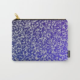 Purple ombre zest space theme Carry-All Pouch