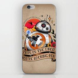 BB-8 iPhone Skin
