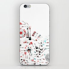 Axe Dreams iPhone & iPod Skin