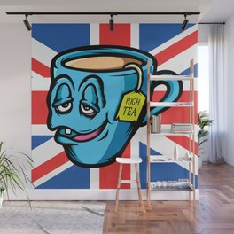 High Tea Wall Mural