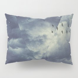 sky forms Pillow Sham