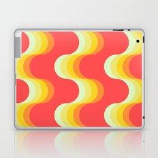 Retro Waves Laptop & iPad Skin
