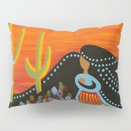 Desert Mother Pillow Sham