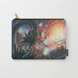 Lovecraft Eye - By Lunart Carry-All Pouch