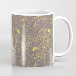 Simply June Yellow Coffee Mug