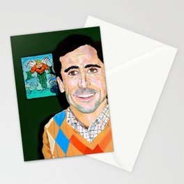 The 40 Year Old Virgin Stationery Cards
