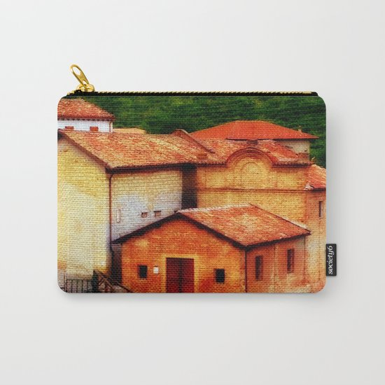 Italian Farmhouse Carry-All Pouch