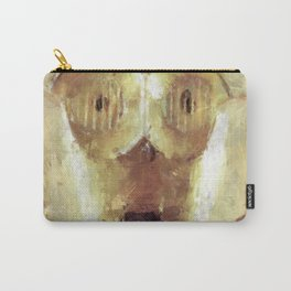 C3PO Retro Droid Robot Starwars Carry-All Pouch