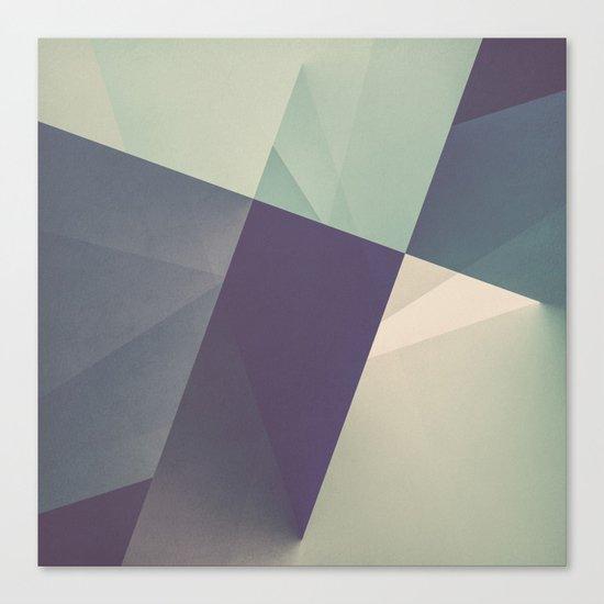 RAD XVII (color version) Canvas Print
