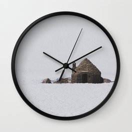 Muir Pass - Pacific Crest Trail, California Wall Clock