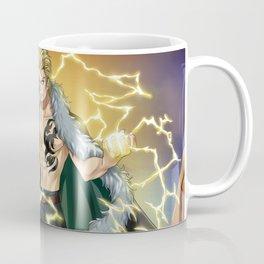Laxus and Mira Coffee Mug
