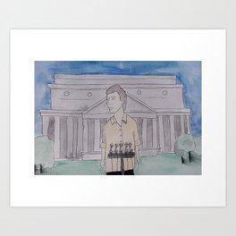 Neil Breen Art Print