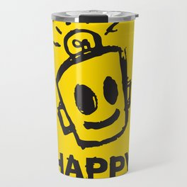HAPPY  Travel Mug