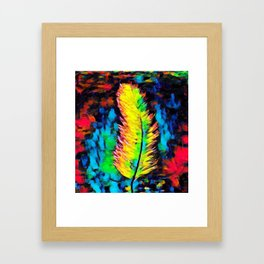 Colorlove Framed Art Print