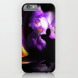 Abstract pefection -Lily iPhone Case