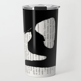 Coricata nera Travel Mug