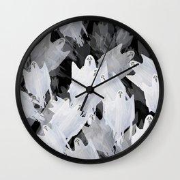 Ghostly! Wall Clock