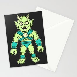 Murgus, The Sea Dewelling Sea Demon of the Sea Stationery Cards