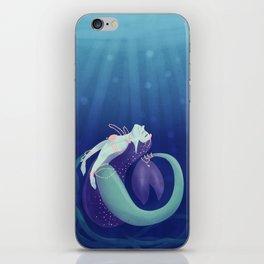 Pearl Mermaid iPhone Skin