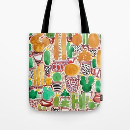 Golden Nugget Plants Tote Bag
