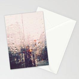 DC Rain Stationery Cards
