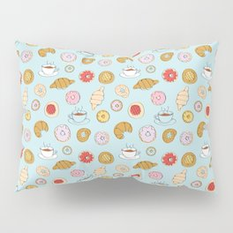 Breakfast in Paris Pillow Sham