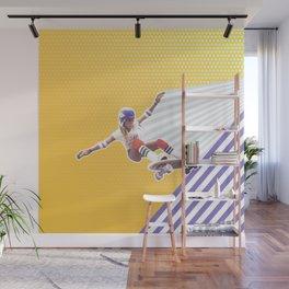Shred like a Girl Wall Mural