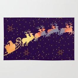 I dream of Santa Claus | Christmas Vision Rug