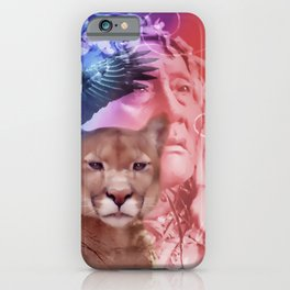 Native American Indian iPhone Case
