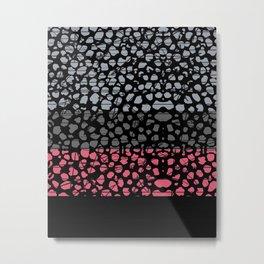 Wild Pattern Metal Print