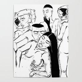 Team Spirit Poster