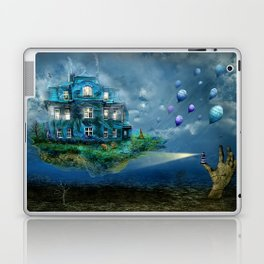 A journey with the wind Laptop & iPad Skin