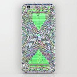 The Green Ex iPhone Skin