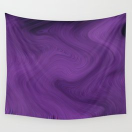 Purple daze 13 Wall Tapestry