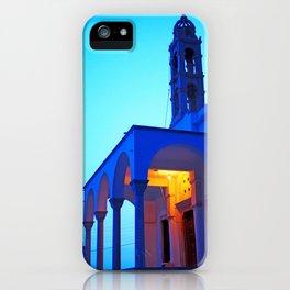 Pyrgos church iPhone Case
