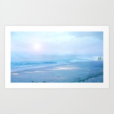 Morning After Art Print