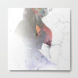 Androfemme: Smitten Drown IV Metal Print