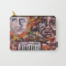 Vandalized Legacy Carry-All Pouch