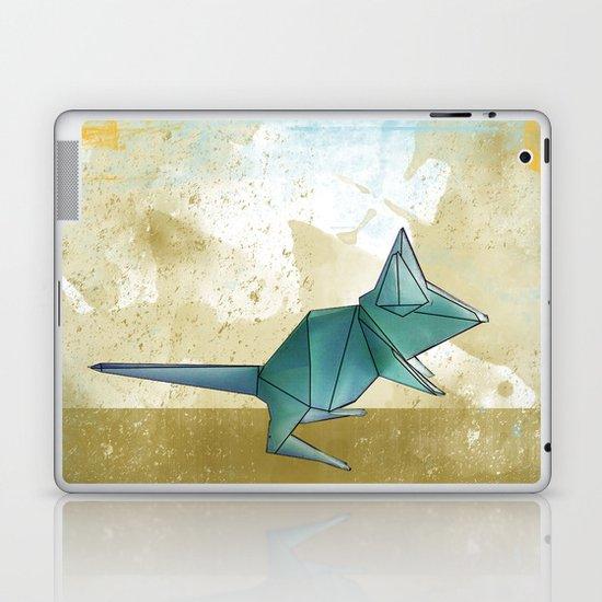 paper mouse Laptop & iPad Skin