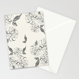 GARDEN OF ROSES Stationery Cards