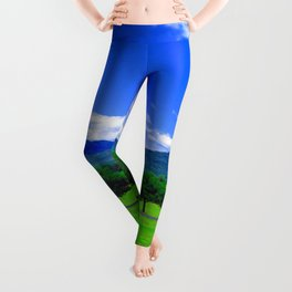 Moving Fast Leggings